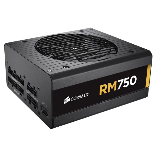 CORSAIR RM Series Gold Certified [RM750] - Power Supply 600w - 1000w
